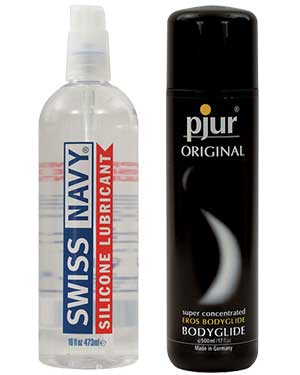 Shop Sex Lubricants at Naughty Delight
